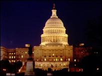 Edificio del Capitolio, Washington