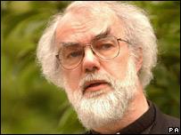 Archbishop of Canterbury Dr Rowan