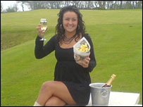 Leah Sumray - Cornish lottery winner