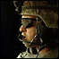 A US soldier from the 101st Airborne