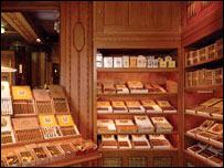 Cигарный дом Хайениус в Амстердаме