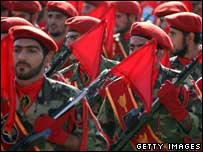 Iranian Revolutionary Guards (Sept 2007)