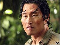 Daniel Dae Kim in Lost