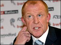 New Bolton boss Gary Megson