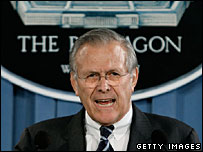 Donald Rumsfeld