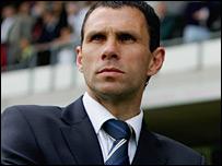 Leeds assistant boss Gus Poyet