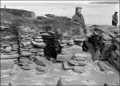 Skara Brae, Orkney (Crown Copyright RCAHMS)