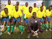Rwanda's national football team
