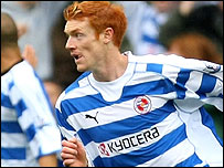 Dave Kitson scored Reading's first