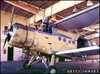 Antonov An-2 in Cuba (1998 file pic)