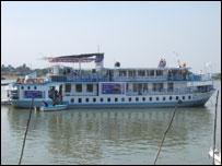 MV Aboshar boat