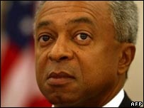 Merrill Lynch chief executive Stan O'Neal