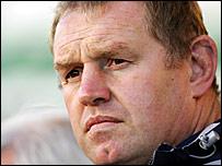 Harlequins director of rugby Dean Richards
