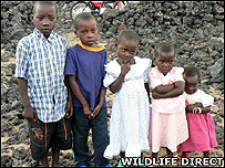 Innocent's five children