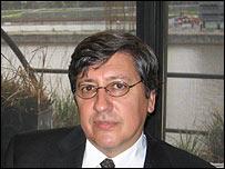 Analista pol�tico Felipe Noguera