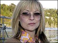 Claire King, who played Kim Tate