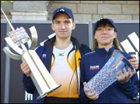 Aleksey Sokolov and Alina Ivanova