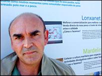 Antonio Garcia Allut. Image: BBC