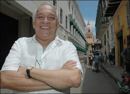 Jaime Garcia Marquez - Gabriel Garcia Marquez's brother