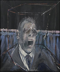 Study for a Portrait 1952 by Francis Bacon