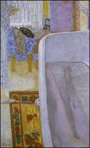Nude in the Bath 1925 by Pierre Bonnard