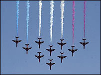 Red Arrows - generic