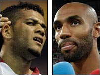 Sevilla insist Daniel Alves and Freddie Kanoute are not for sale
