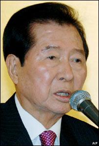 Kim Dae-jung (30/10/2007)