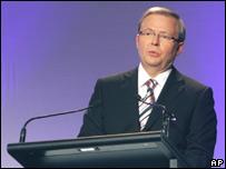 Kevin Rudd (21/10/2007)