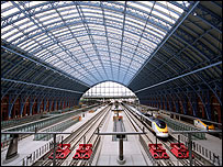 Barlow train shed