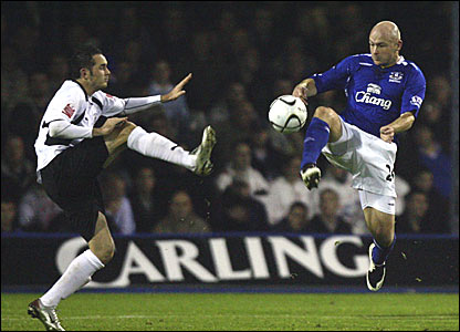 David Bell (Luton), Lee Carsley (Everton)