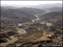 Pakistan's South Waziristan tribal area