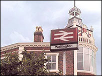 Wellington Station