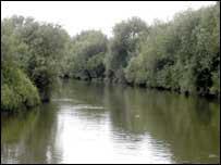 River Twyver