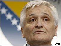 Bosnian Prime Minister Nikola Spiric. File photo