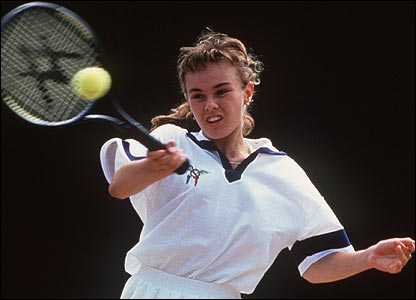 Martina Hingis in 1993