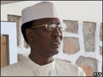 President Idriss Deby