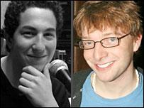 Alexander Heffner and Andrew Mangino