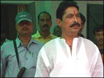 Bihar MLA Anant Singh [Pic: Prashant Ravi]