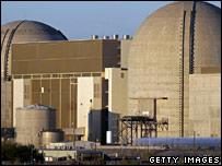 Palo Verde nuclear plant, Arizona. File pic