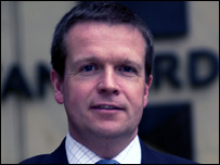 John Gill, Standard Life's director for customer services