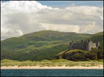 Harlech beach (picture: Julian Triggs)