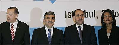القادة المشاركون في المؤتمر
