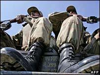Pakistani soldiers (file pic)