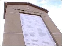Blidworth memorial