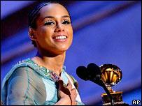 Alicia Keys in 2002