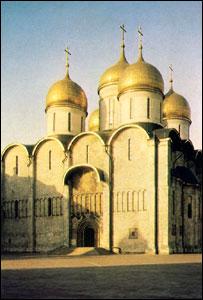 Успенский собор Московского кремля.  Картинка 34.  Презентации по окружающему миру.