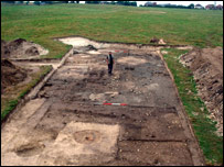 Excavation at Durrington Walls (Parker Pearson)