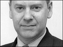 Jonathan Evans, director of MI5