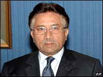 President Musharraf addresses the nation on 3 Nov 2007